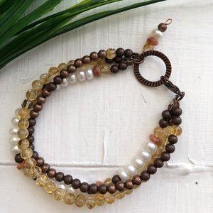 Jewelry - Sunflowers Bracelet